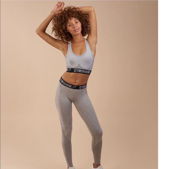 eca95a8b83bd4 Gymshark Pants   Small Flex Grey Gray Black Leggings   Poshmark